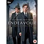 Endeavour Series 4 [DVD] [2016]